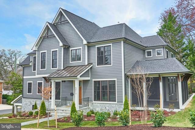 5527 32ND Street N, ARLINGTON, VA 22207 (#VAAR160934) :: Jacobs & Co. Real Estate