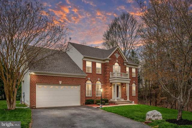 11 Monarch Court, STAFFORD, VA 22554 (#VAST220418) :: Jacobs & Co. Real Estate