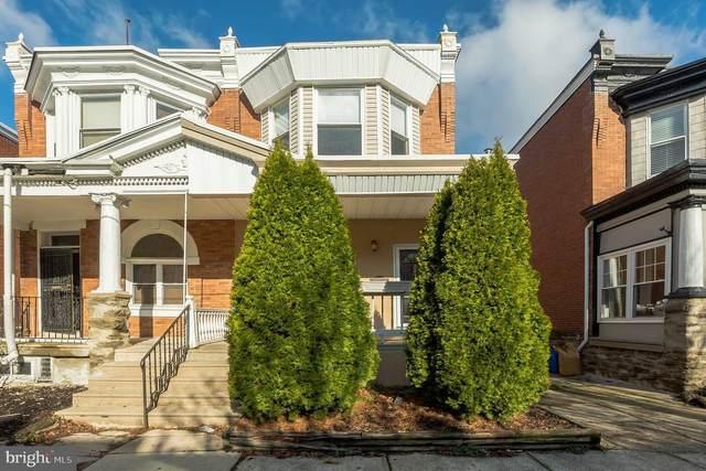 241 E Durham Street, PHILADELPHIA, PA 19119 (#PAPH886292) :: Revol Real Estate