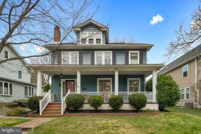403 Linden Avenue, HADDONFIELD, NJ 08033 (MLS #NJCD390884) :: The Dekanski Home Selling Team
