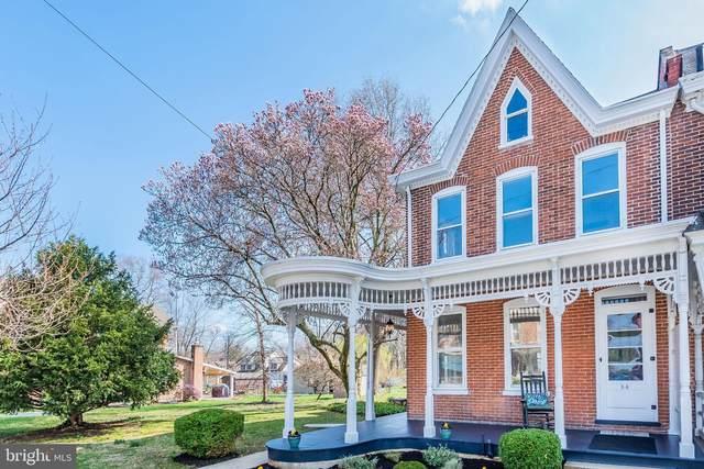 34 E Ridge Street, CARLISLE, PA 17013 (#PACB122736) :: Iron Valley Real Estate