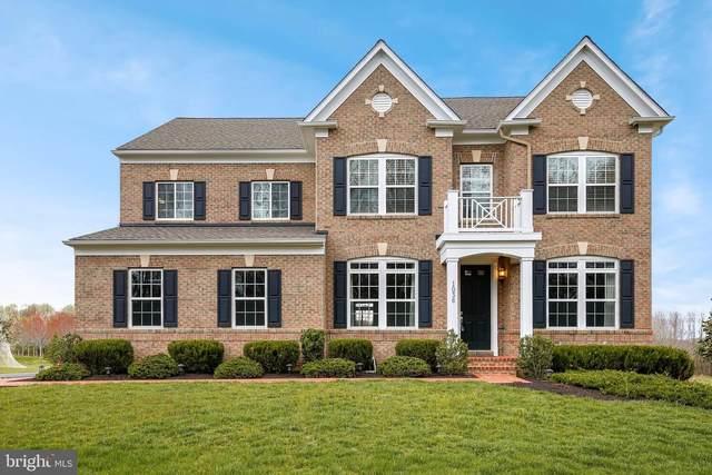 1036 Oakwood Manor Drive, SANDY SPRING, MD 20860 (#MDMC702246) :: The Bob & Ronna Group