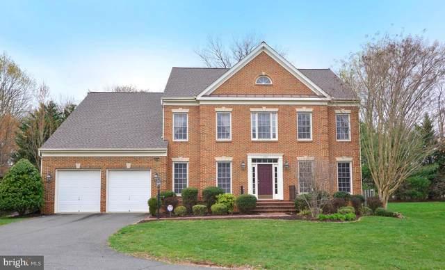 4508 Arniel Place, FAIRFAX, VA 22030 (#VAFX1120480) :: A Magnolia Home Team