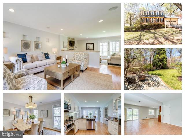 1352 Snow Meadow Lane, MCLEAN, VA 22102 (#VAFX1120482) :: Homes to Heart Group