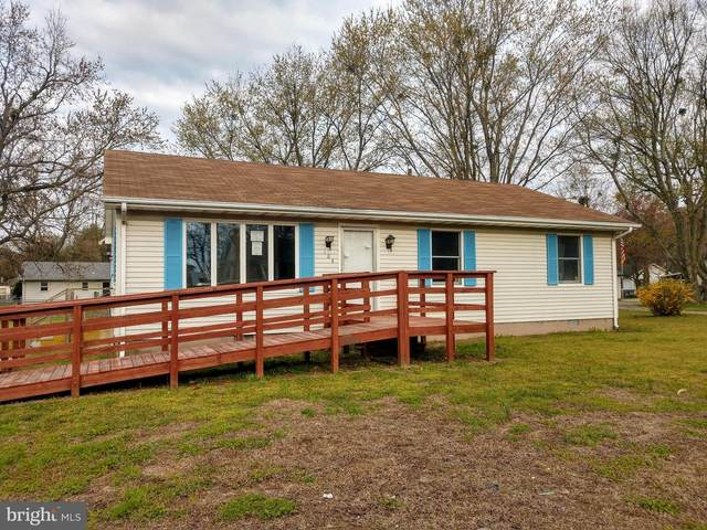104 Branch Road, SECRETARY, MD 21664 (#MDDO125250) :: Network Realty Group