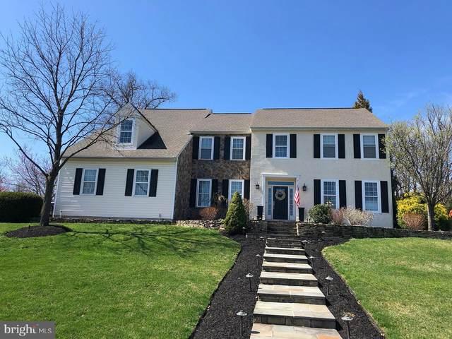 927 Grandview Drive, EXTON, PA 19341 (#PACT503956) :: Keller Williams Real Estate