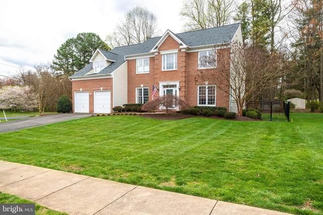 9801 John Robert Way, FAIRFAX, VA 22032 (#VAFX1120506) :: A Magnolia Home Team
