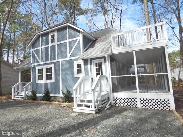 105 High Sheriff Trail, OCEAN PINES, MD 21811 (#MDWO113154) :: The Miller Team