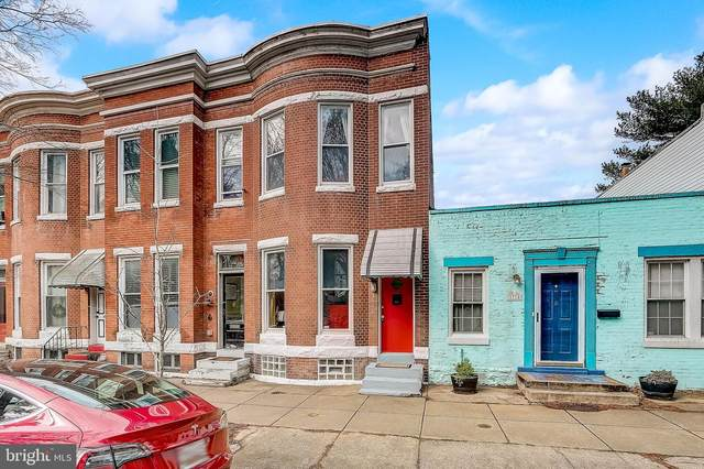 3716 Hickory Avenue, BALTIMORE, MD 21211 (#MDBA505902) :: The Team Sordelet Realty Group