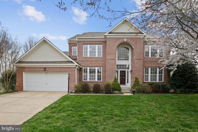 9740 Treyburn Court, ELLICOTT CITY, MD 21042 (#MDHW277568) :: The Miller Team