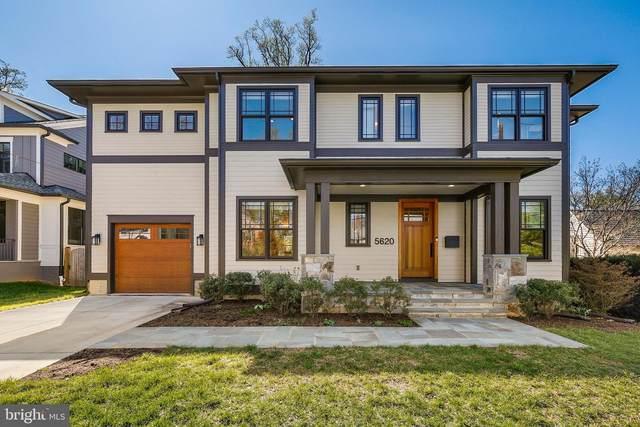 5620 Madison Street, BETHESDA, MD 20817 (#MDMC702268) :: Dart Homes