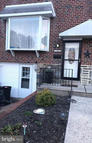 2808 Tremont Street, PHILADELPHIA, PA 19136 (#PAPH886342) :: Nexthome Force Realty Partners