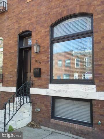 515 S Lakewood Avenue, BALTIMORE, MD 21224 (#MDBA505928) :: The Miller Team