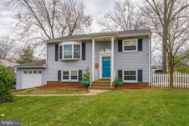 9409 Spotsylvania Street, MANASSAS, VA 20110 (#VAPW491622) :: Jacobs & Co. Real Estate