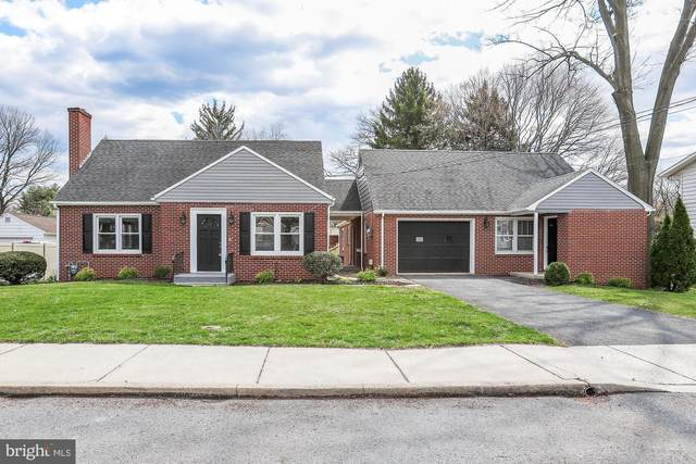 1730 & 1734 Wilson Avenue, CHAMBERSBURG, PA 17201 (#PAFL172144) :: The Heather Neidlinger Team With Berkshire Hathaway HomeServices Homesale Realty