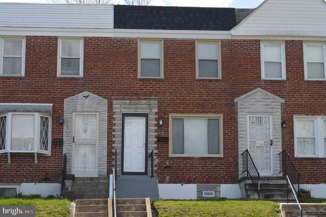 3603 Dudley Avenue, BALTIMORE, MD 21213 (#MDBA505932) :: Scott Kompa Group
