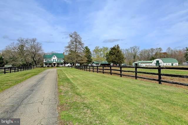 16340-A Woodville Road, BRANDYWINE, MD 20613 (#MDCH212580) :: Radiant Home Group