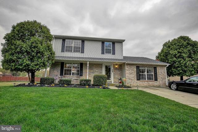 12726 Hillmeade Station Drive, BOWIE, MD 20720 (#MDPG564210) :: The Bob & Ronna Group