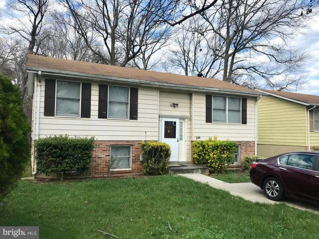 8208 Willow Street, LAUREL, MD 20707 (#MDPG564216) :: Scott Kompa Group