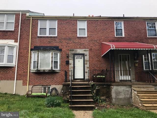 5002 Lindsay Road, BALTIMORE, MD 21229 (#MDBA505956) :: Corner House Realty