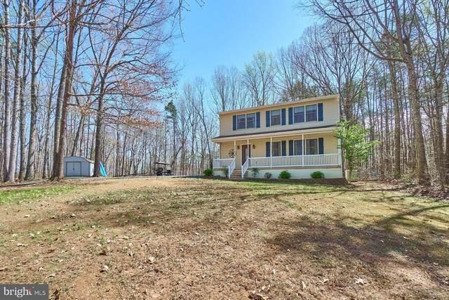 6105 Hidden View Drive, MINERAL, VA 23117 (#VASP220752) :: The Riffle Group of Keller Williams Select Realtors