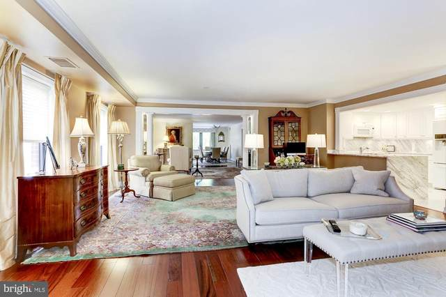 1080 Wisconsin Avenue NW 103/104, WASHINGTON, DC 20007 (#DCDC464012) :: Bruce & Tanya and Associates