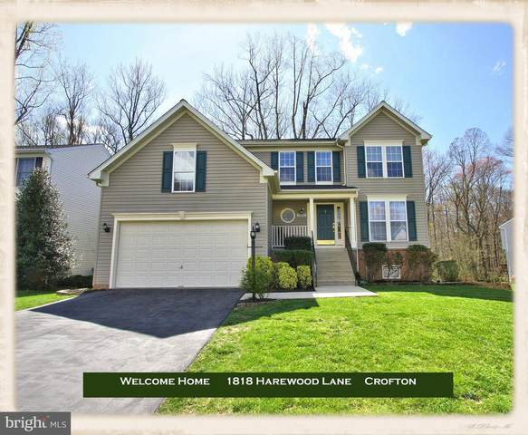 1818 Harewood Lane, CROFTON, MD 21114 (#MDAA430302) :: Keller Williams Flagship of Maryland