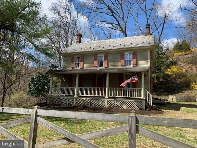 717 River Road, ERWINNA, PA 18920 (#PABU494180) :: Jason Freeby Group at Keller Williams Real Estate