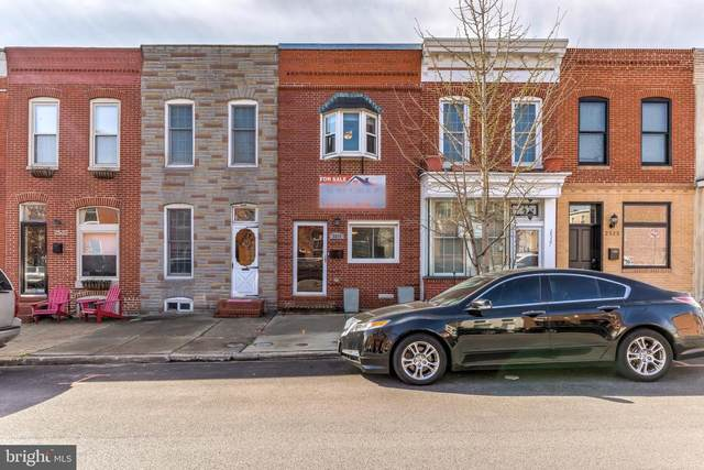 2529 Fait Avenue, BALTIMORE, MD 21224 (#MDBA505974) :: Bruce & Tanya and Associates