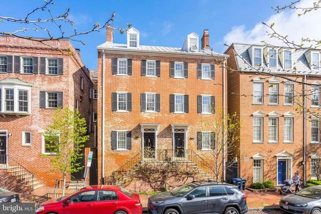 2709 Dumbarton Street NW, WASHINGTON, DC 20007 (#DCDC464028) :: Bruce & Tanya and Associates