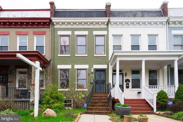 1331 C Street NE, WASHINGTON, DC 20002 (#DCDC464034) :: Coleman & Associates
