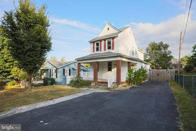 6301 Eunice Avenue, BALTIMORE, MD 21214 (#MDBA505984) :: Shamrock Realty Group, Inc