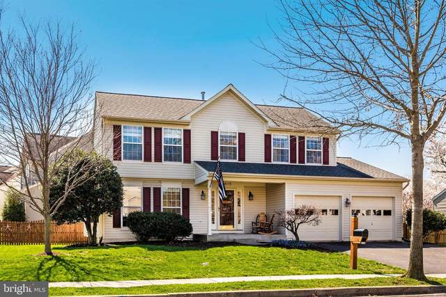 2045 Burnside Drive, FREDERICK, MD 21702 (#MDFR262124) :: Bruce & Tanya and Associates