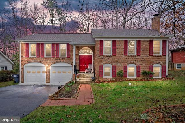 205 Mast Cove, STAFFORD, VA 22554 (#VAST220464) :: The Licata Group/Keller Williams Realty