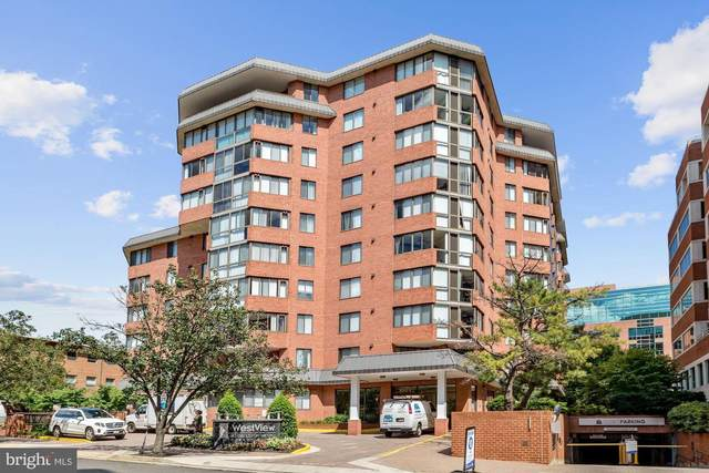 1024 N Utah Street #224, ARLINGTON, VA 22201 (#VAAR160974) :: The Redux Group