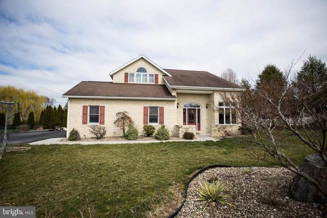 473 Allen Drive, CHAMBERSBURG, PA 17202 (#PAFL172146) :: The Heather Neidlinger Team With Berkshire Hathaway HomeServices Homesale Realty