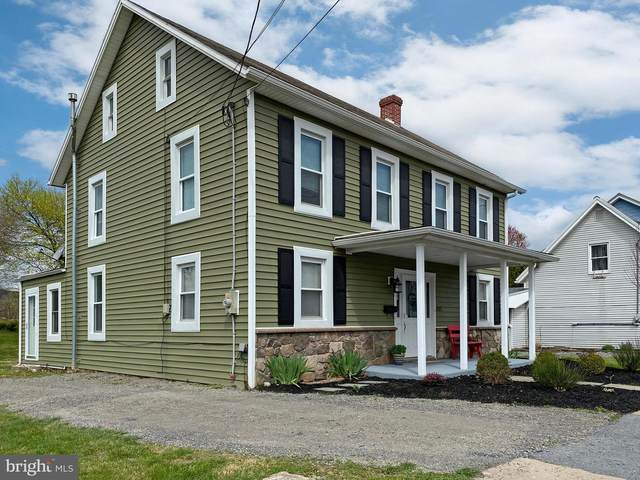 122 South Park, MERCERSBURG, PA 17236 (#PAFL172148) :: Coleman & Associates