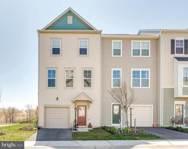 130 Poinsettia Way, STEPHENSON, VA 22656 (#VAFV156620) :: Pearson Smith Realty
