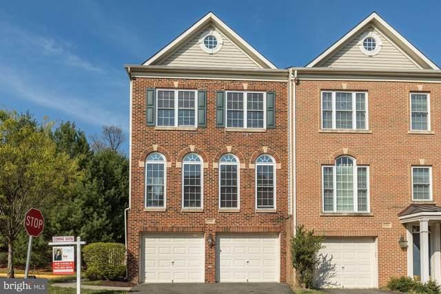 5386 Lavender Mist Court, CENTREVILLE, VA 20120 (#VAFX1120656) :: The Vashist Group