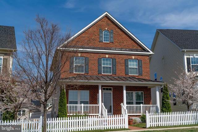 11869 Emerald Green Drive, CLARKSBURG, MD 20871 (#MDMC702346) :: Dart Homes