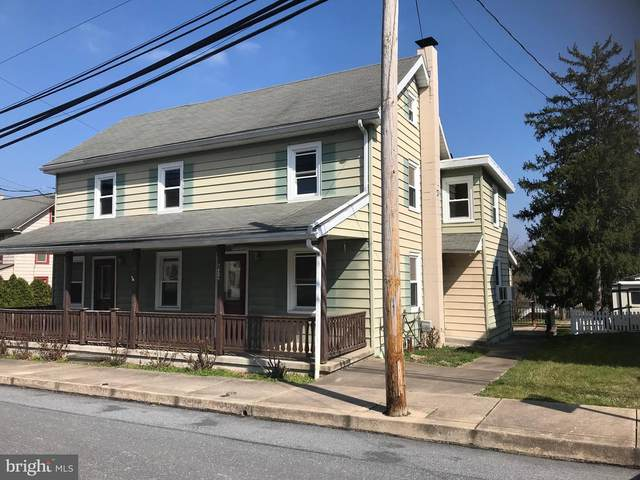 322 Broad Street, TERRE HILL, PA 17581 (#PALA161658) :: The Joy Daniels Real Estate Group