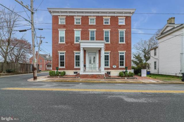 119 N Walnut Street, MILFORD, DE 19963 (#DEKT237442) :: Atlantic Shores Sotheby's International Realty