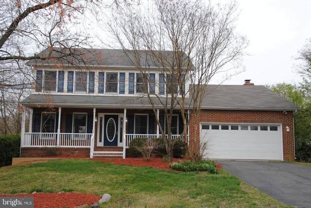 18 Dawson Drive, FREDERICKSBURG, VA 22405 (#VAST220466) :: Dart Homes