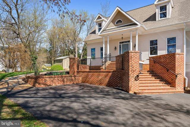 131 Gaines Street, WARRENTON, VA 20186 (#VAFQ164962) :: Larson Fine Properties