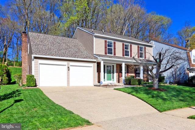 9496 Harrowhill Lane, BURKE, VA 22015 (#VAFX1120676) :: Seleme Homes