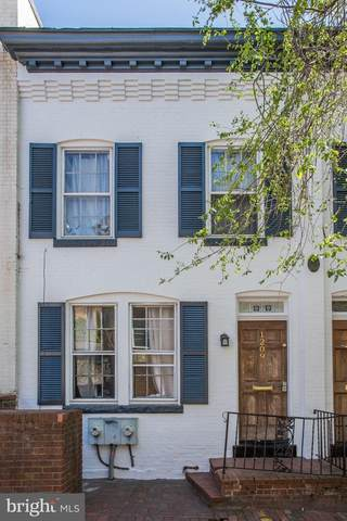 1209 33RD Street NW, WASHINGTON, DC 20007 (#DCDC464072) :: Bruce & Tanya and Associates