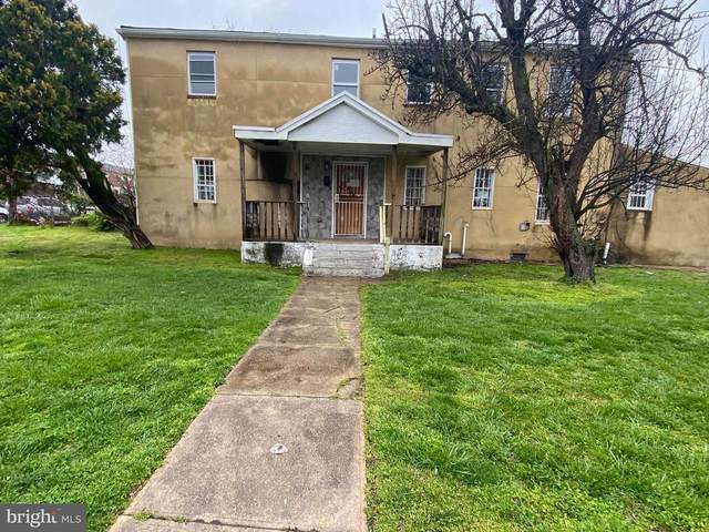 2300 Riggs Avenue, BALTIMORE, MD 21216 (#MDBA506042) :: Network Realty Group