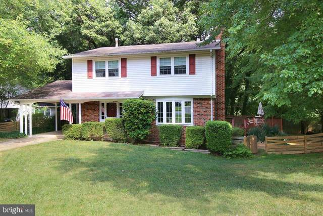 9708 Commonwealth Boulevard, FAIRFAX, VA 22032 (#VAFX1120688) :: Scott Kompa Group