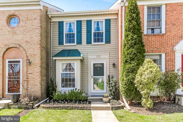 252 Maple Wreath Court, ABINGDON, MD 21009 (#MDHR245232) :: The Licata Group/Keller Williams Realty