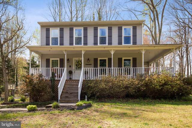 980 Bowie Shop Road, HUNTINGTOWN, MD 20639 (#MDCA175610) :: The MD Home Team